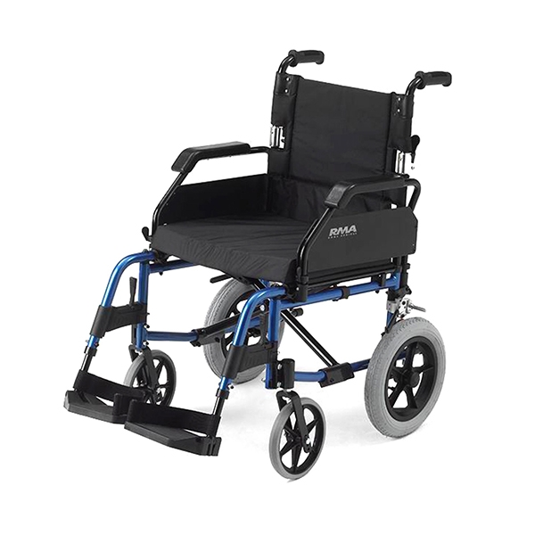 1530: Lightweight Car Transit Wheelchair