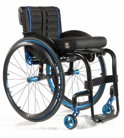 Helium Pro Rigid Wheelchair