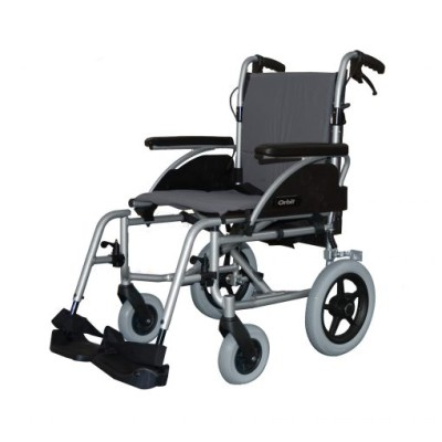 1330: Orbit Lightweight Car Transit Wheelchair