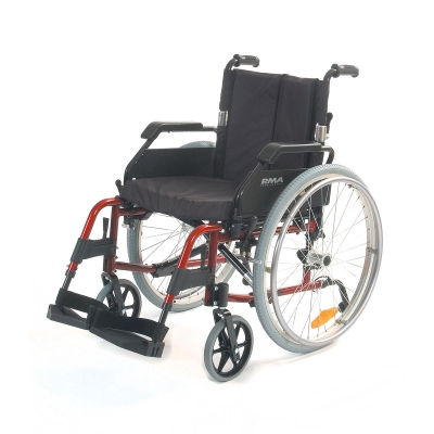 1500 Lightweight Self-Propelling Wheelchair