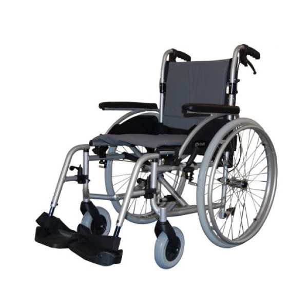 1300: Orbit Lightweight Self Propelled Wheelchair